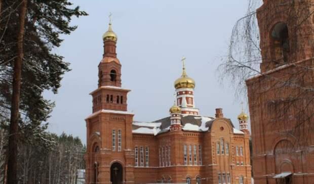 Полиция имиграционная служба нагрянули вСреднеуральский женский монастырь