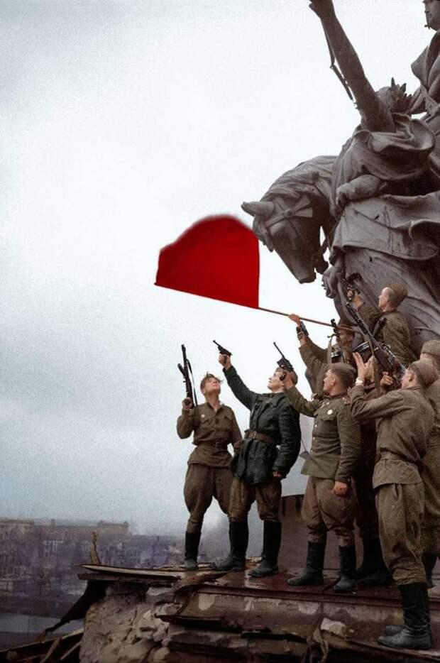 48 уникальных исторических фото из СССР и Российской Империи в цвете