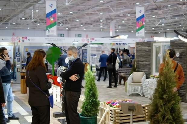 В Краснодаре открылась международная строительная выставка YugBuild