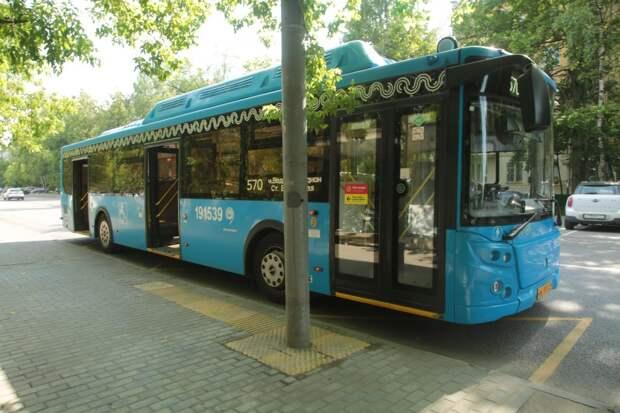 Маршрут автобуса Т70 изменится 9 мая