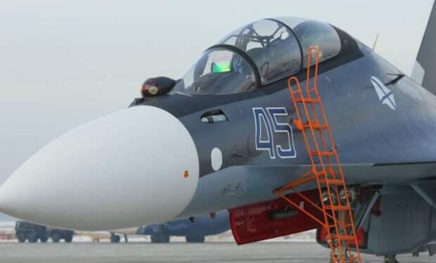 Business Insider: российские летчики провели учения на глазах у военных НАТО в Черном море