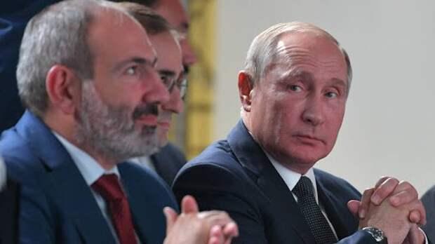 Почему Путин решил не добивать Пашиняна