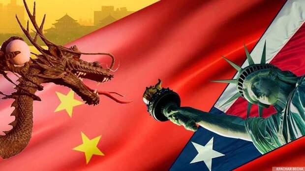 Эксперты прогнозируют военное столкновение США и Китая в течение полугода