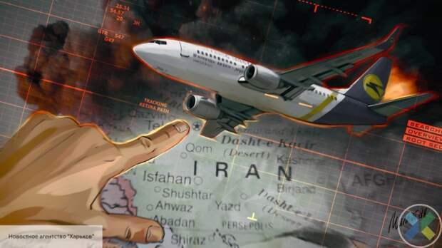 Киев готов обнародовать подробности по катастрофе украинского самолета в Иране