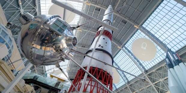 Гостями Всемирной недели космоса на ВДНХ стали около 100 тыс человек. Фото: mos.ru