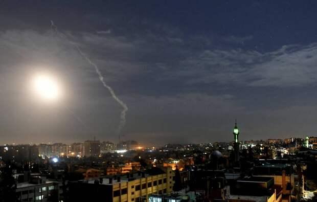 Последние новости Сирии. Сегодня 27 апреля 2020: ПВО Сирии отразили ракетную атаку