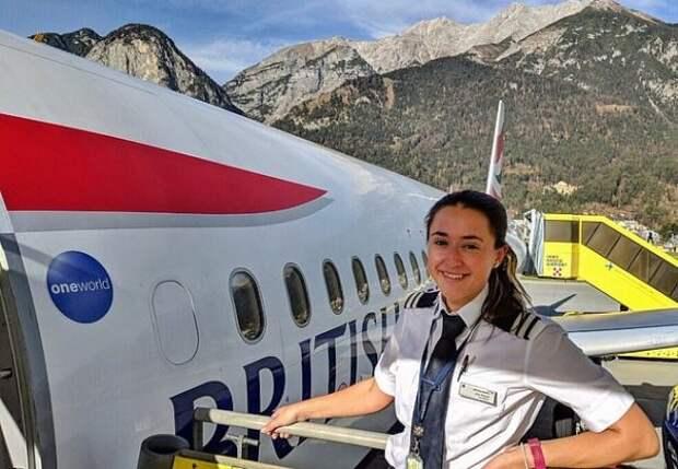 Покорительницы небес девушки-пилоты из Великобритании рассказали о буднях в кабине самолета