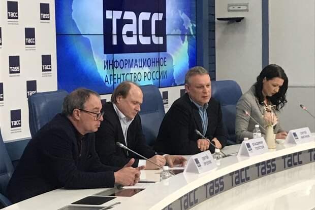 Сергей Жигунов объявил программу фестиваля «Утро Родины»