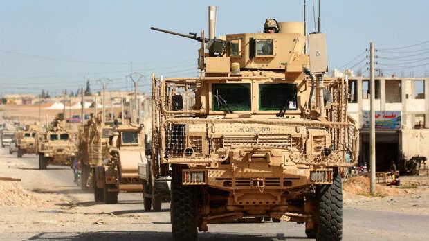 «Русские идут!» Военкор показал, как спецназ США позорно бежал из Сирии