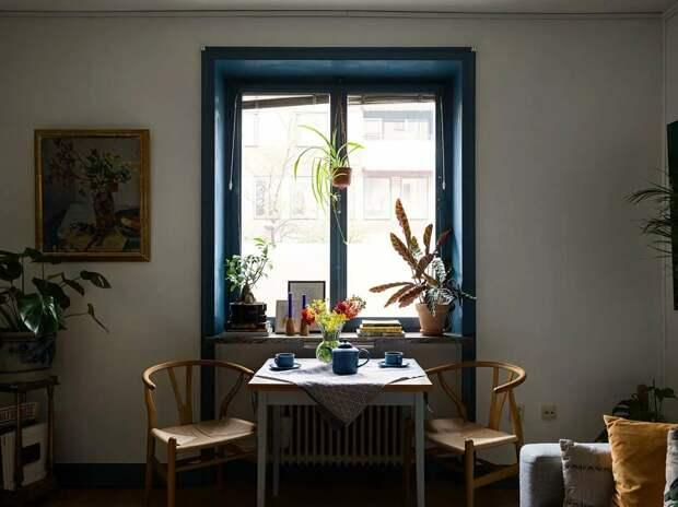 Никакого ремонта: почему старая квартира в доме 1937 года так круто выглядит