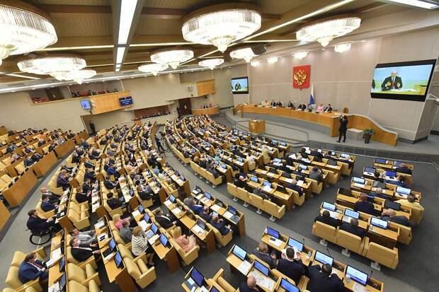 Назначение членов правительства в Госдуме началось со скандала