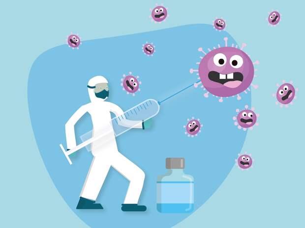 Минздрав написал приказ о включении антиковидной прививки в национальный календарь прививок