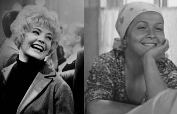 Советские актрисы, которые враждовали друг с другом