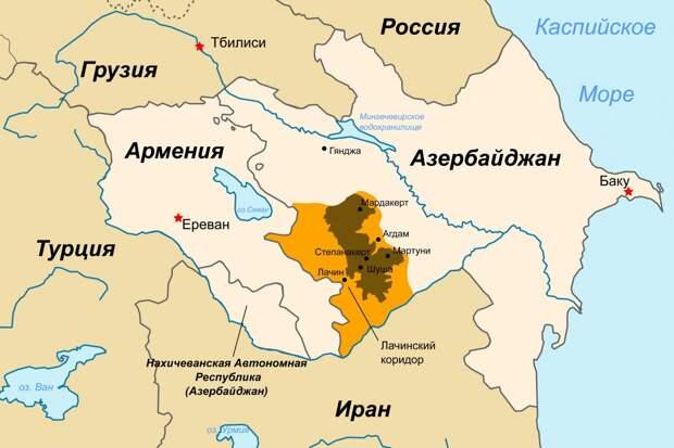 Передел сфер влияния только начинается: эксперты о перемирии в Карабахе