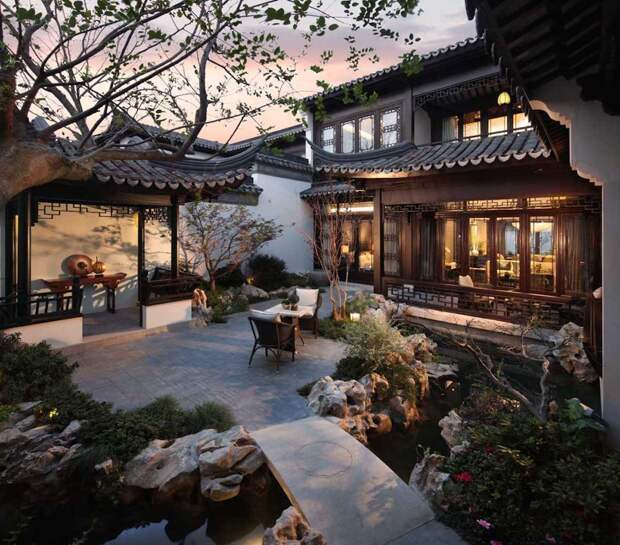 Как выглядит самый дорогой дом в Китае