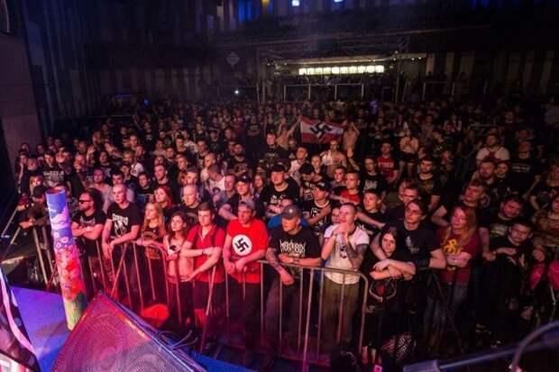 В Киеве состоялся концерт неонацистской музыки