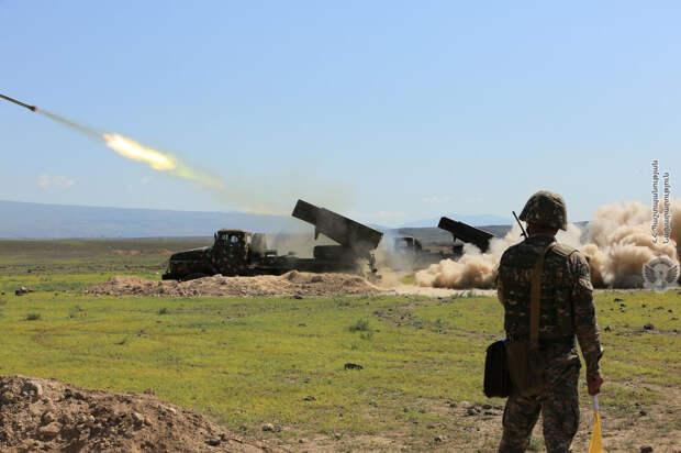 В Армении назвали ситуацию на границе с Азербайджаном испытанием для ОДКБ