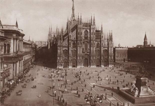 Архивные интересные фотографии прошлого