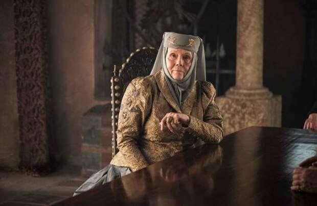 Ушла из жизни актриса Дайана Ригг, звезда бондианы и «Игры престолов» (4 фото)