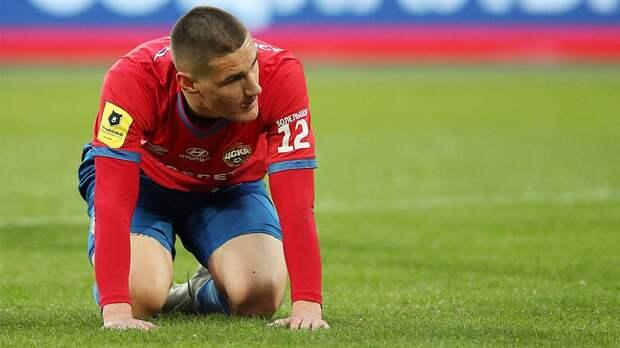 Агент Шкурина: «Исходя из того, какой футбол Илья показывал в матчах на предсезонке, он достоин играть в ЦСКА»