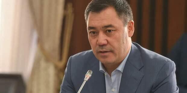 Жапаров подписал указ о назначении премьера Киргизии
