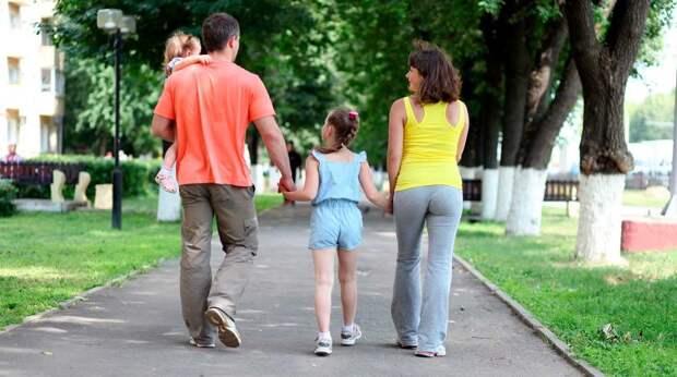 Объявлено о новых мерах поддержки россиян с детьми