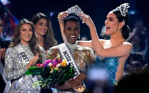 Победительницы конкурса Мисс Вселенная последние 20 лет