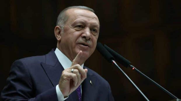 Турция рассчитывает к 2023 году наладить добычу газа в Черном море - Эрдоган