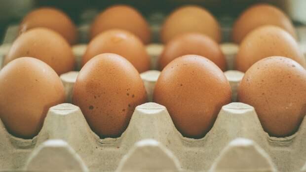 Куриные яйца значительно подорожали в России за апрель