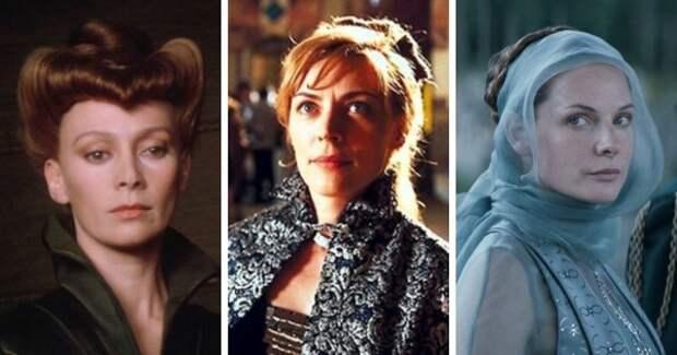 Леди Джессика, мать Пола и наложница герцога Лето