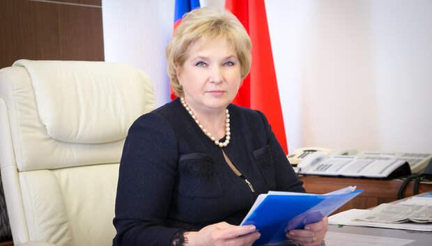 Депутат Госдумы Лидия Антонова отмечает день рождения