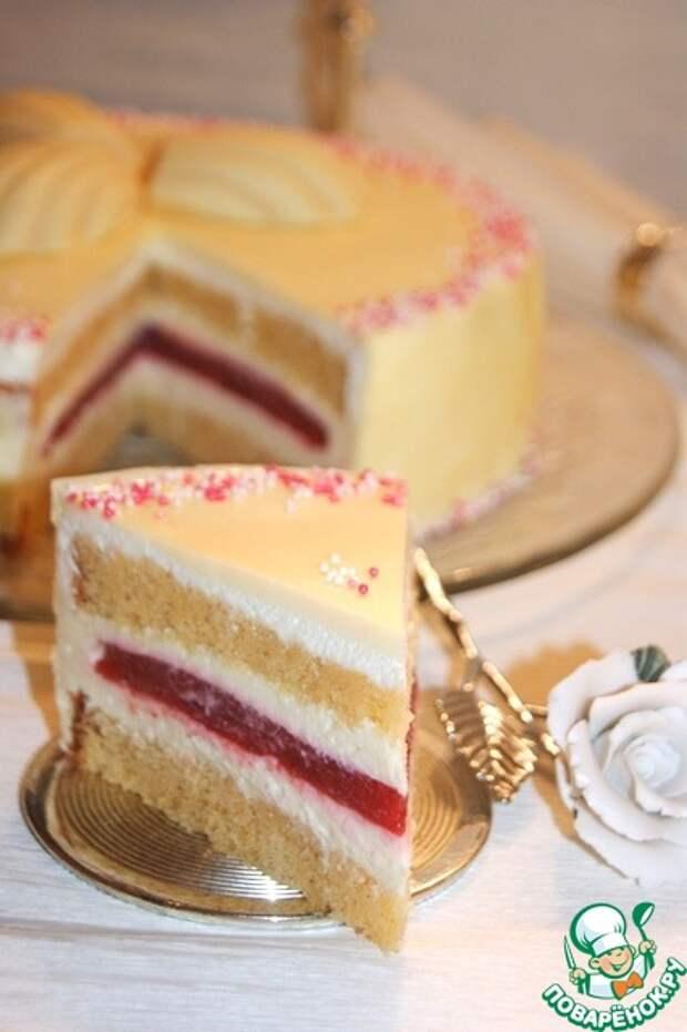 """Торт """"Белый трюфель"""""""