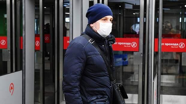 ВРоссии зафиксировано шесть новых случаев заражения коронавирусом, пять изних— вМоскве