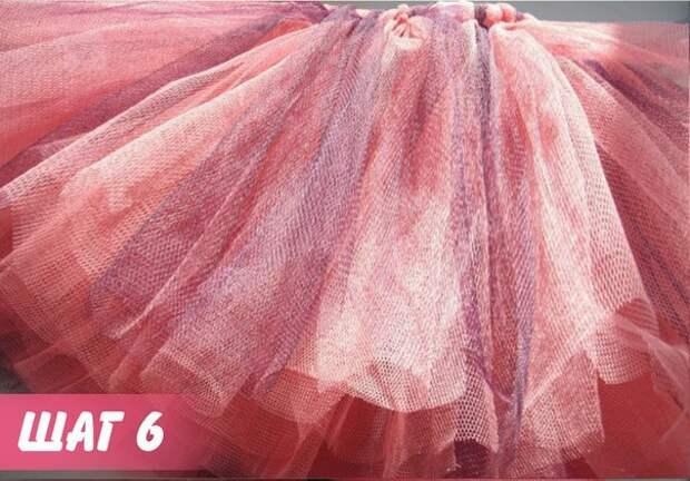 Праздничное платье одним швом для любой фигуры за 20 минут!