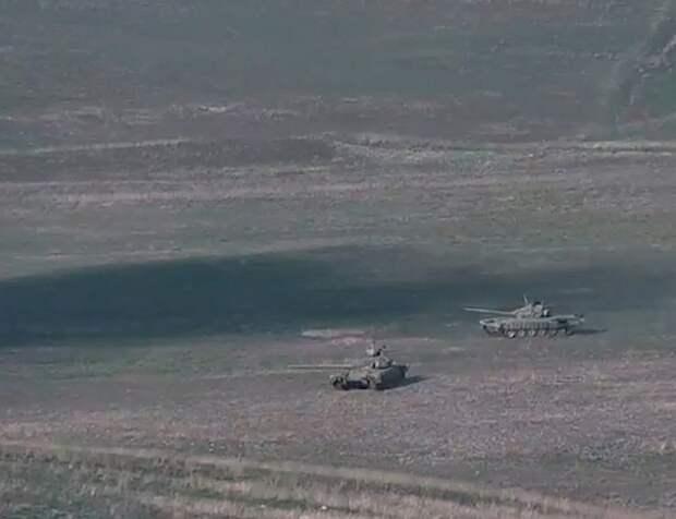 Россия и Турция договорились о создании центра по контролю за прекращением огня в Карабахе