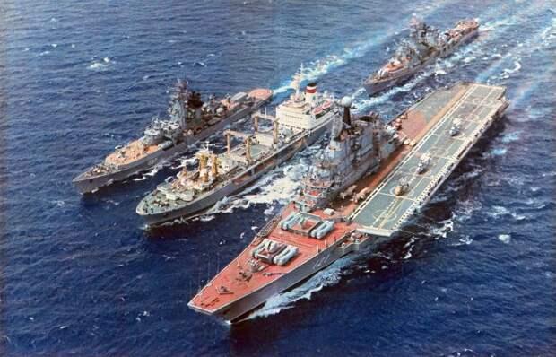 Сергей Горшков и его Великий флот
