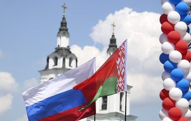 Западные русофобы признают Белоруссию частью России