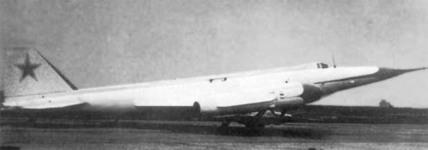 Экспериментальный самолет НМ-1(РСР)