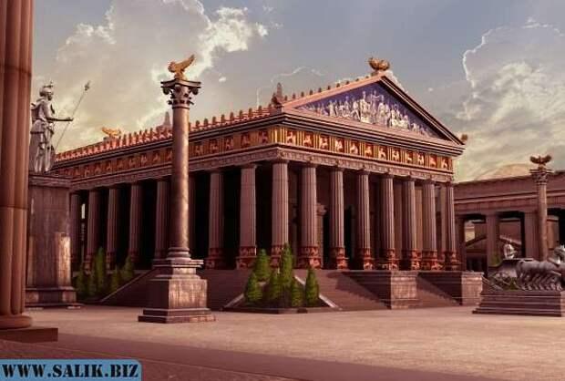 О погибшей единой античной цивилизации