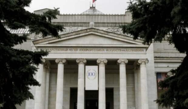 Здания нового музейного квартала на территории ГМИИ им. А.С. Пушкина соединят подземными галереями