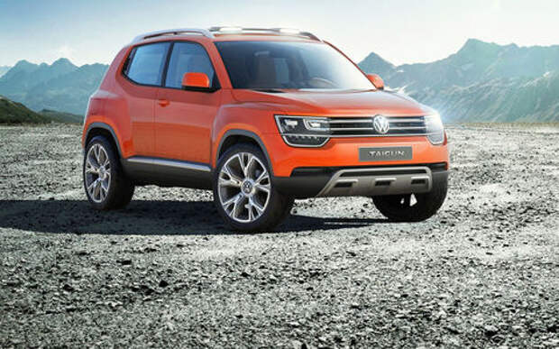 Volkswagen сделает кроссовер для России. Судьба Polo под вопросом