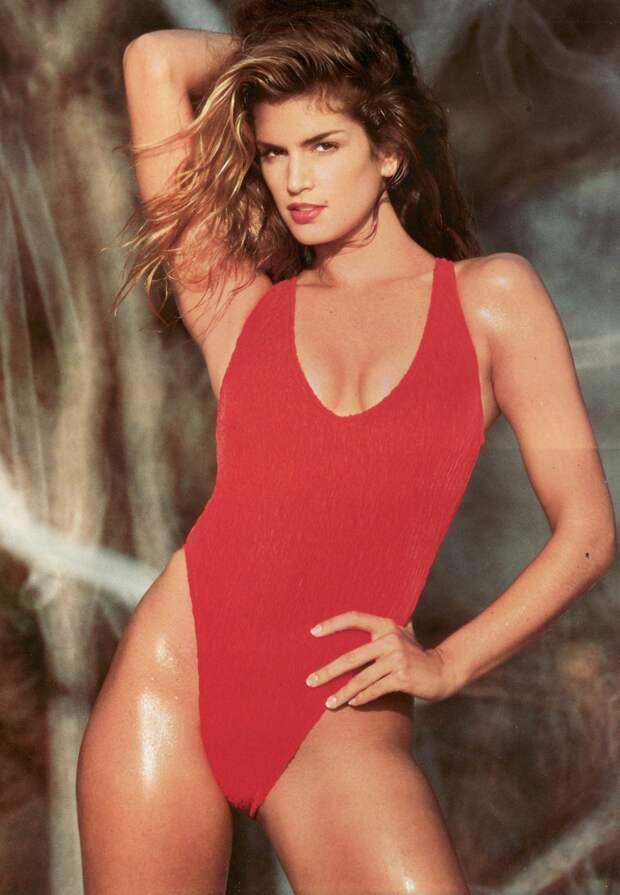 Синди Кроуфорд (1990-е)