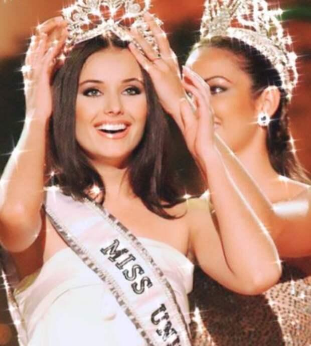 Как сегодня живет экс «Мисс Россия» Оксана Фёдорова