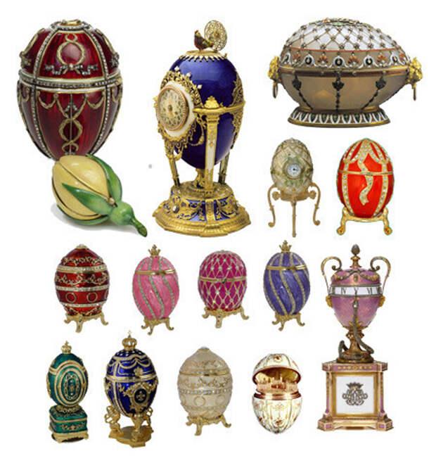 О яйцах, Пасхе и др. (3 статьи)