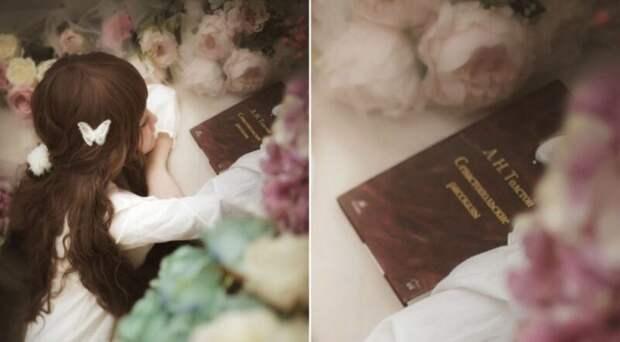 Азиатские девушки исоветские книги: необъяснимый тренд вфотографии