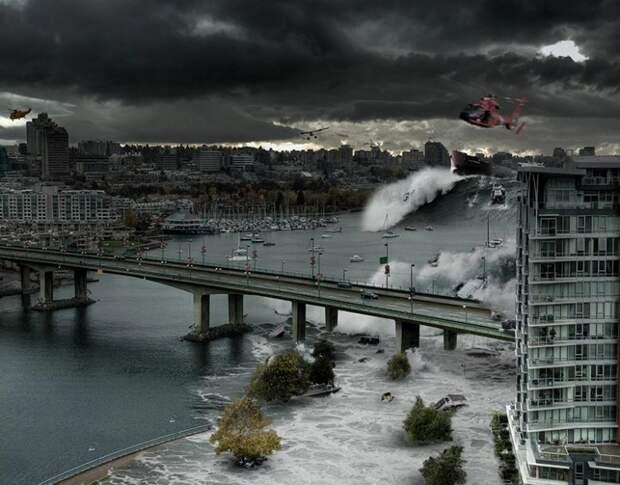 Крымский Мост может стать причиной грандиозного катаклизма в Европе