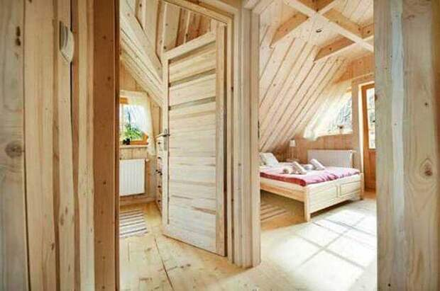 Площадь этого домика всего 27 квадратных метров. а теперь взгляните на его интерьер!