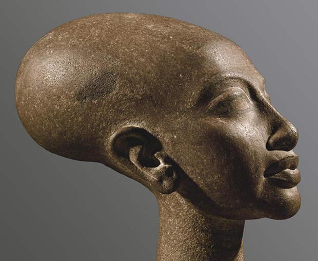 Портрет дочери Эхнатона и Нефертити.