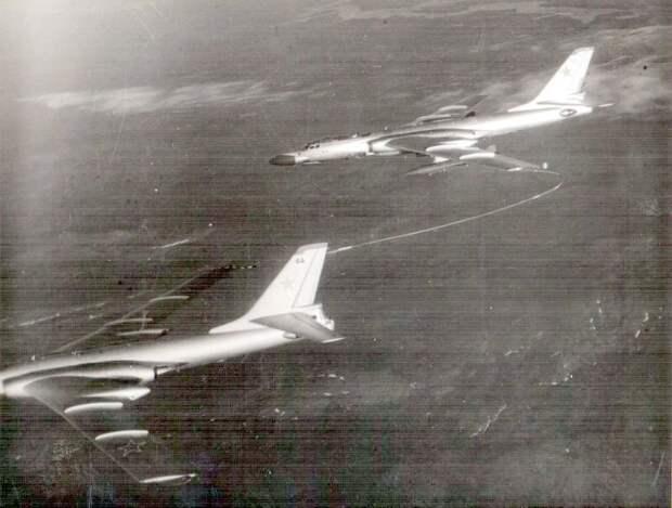 Крыльевая дозаправка Ту-16 (продолжение)