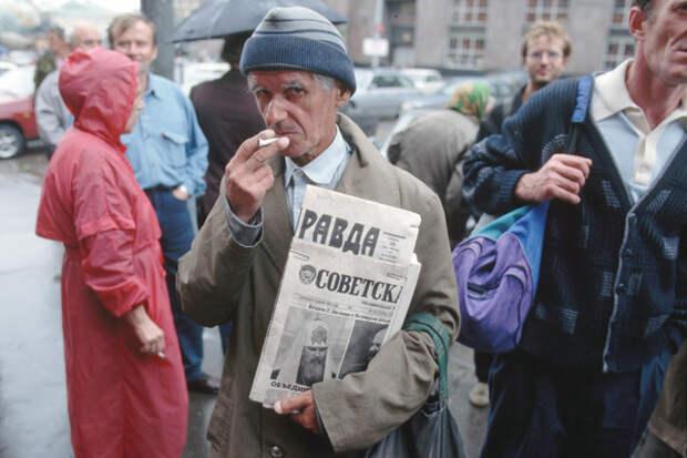 «Циничный, двуличный, апатичный» Почему «человек советский» продолжает жить среди россиян и заставляет их терпеть и страдать